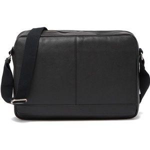 Cole Haan Pebbled Leather Messenger Bag CHDM11046